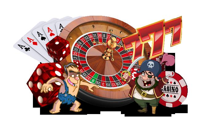 Top Casino Background